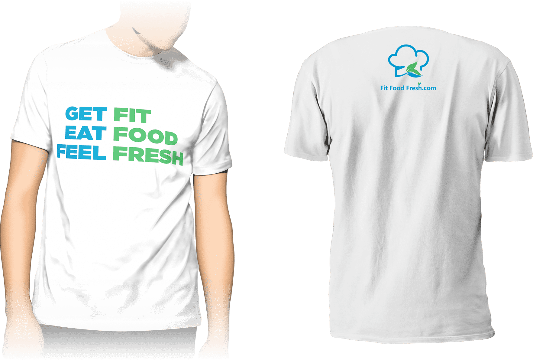 Fresh Fit Food T-Shirt